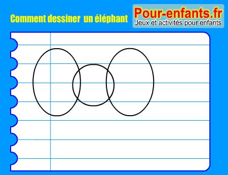 Comment dessiner un elephant etape par etape - Comment dessiner un enfant ...